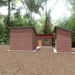 Etudes Architecturales Et Techniques Des Logements De Recasement à Hydro Mékin