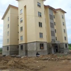 Maitrise d'œuvre des travaux de construction de 33 immeubles R+4 a Mbanga Bakoko Douala 3