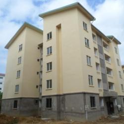 Maitrise d'œuvre des travaux de construction de 33 immeubles R+4 a Mbanga Bakoko Douala 4
