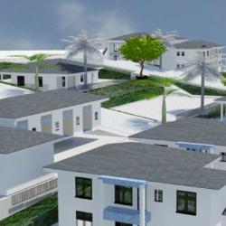 Etudes Architecturales Et Techniques Des Logements D'Astreinte De L'Hôpital Gynéco-obstétrique Et Pédiatrique De Douala