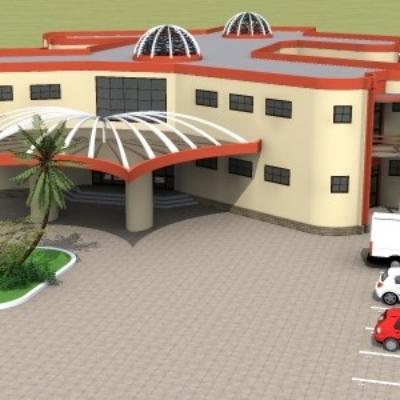 Etudes architecturales et techniques en vue de la construction du village artisanal de Mbalmayo 1