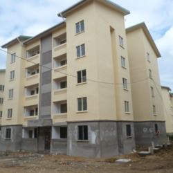 Maitrise d œuvre des travaux de construction de 33 immeubles R+4 a Mbanga Bakoko Douala